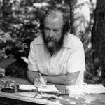 Скульптор Андрей Ковальчук реализует проект памятника Александру Солженицыну