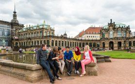 Петербург и Дрезден свяжет прямой рейс