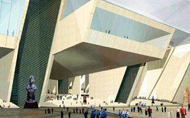 Музей у пирамид Гизы готовится к открытию