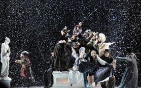 В рамках «Русских сезонов» покажут «Маскарад»