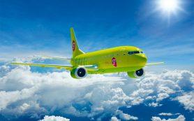 S7 открывает рейсы из Петербурга в Пермь
