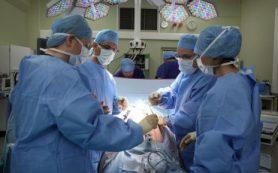 Проведена первая в истории повторная пересадка лица