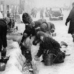 Британские документалисты встретились с жителями блокадного Ленинграда