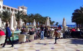 Туристы начинают бронировать Египет через ТО