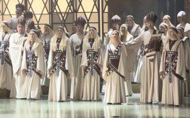 На открытии Шаляпинского фестиваля прозвучала опера Верди «Набукко»