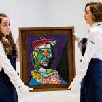 """Картина Пикассо """"Женщина в берете и клетчатом платье"""" впервые будет выставлена на торги"""