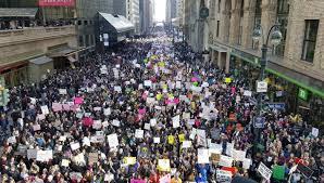 «Я Вам не принадлежу». В Лондоне пройдет «Женский марш»