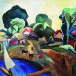 В галерее на набережной Фонтанки открылась выставка работ Роберта Фалька