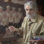 Выставка работ Владимира Любарова готовится к открытию в Михайловском замке