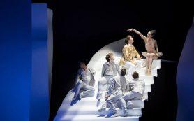 В рамках проекта Dance Open состоится показ балета «Золушка»