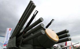 Россия отправила в Сирию 40 зенитных комплексов «Панцирь»