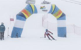 В горах Сочи завершились крупнейшие соревнования сезона