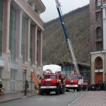 ТЦ в горах Сочи проверили на безопасность