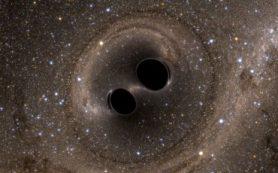 Фоновый шум в космосе может выявить скрытые черные дыры