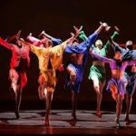 Американская труппа Dayton Dance Company выступила в Большом театре