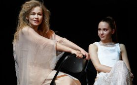 «Золотая маска» представит в Израиле российские спектакли