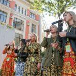 """Спектаклем """"Посвящение"""" завершился фестиваль """"Московская весна А Cappella"""""""
