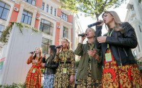 Спектаклем «Посвящение» завершился фестиваль «Московская весна А Cappella»