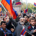 МИД об усилении протестной активности в Армении