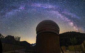 В провинции Жирона открылся первый в Испании международный парк «Темное небо»