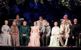 В рамках фестиваля «Островский в доме Островского» представили спектакль «Доходное место»