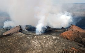 На Гавайях объявлена эвакуация из-за вулкана