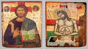 В Третьяковской галерее представлены шедевры церковного искусства Болгарии