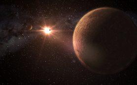Исследователи открывают систему, включающую три планеты размером с Землю
