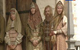 Подходят к концу съемки многосерийного фильма «Годунов»