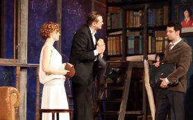 «Безымянная звезда» закрыла сезон в «Школе драматического искусства»