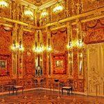 Царскосельский музей ограничит число посетителей Янтарной комнаты