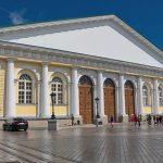 """В """"Манеже"""" завершается фестиваль """"Архитектурное наследие"""""""