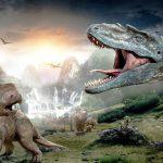 В Лондоне можно прогуляться с динозаврами