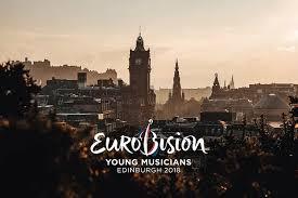 В Эдинбурге готовятся к проведению «классического Евровидения»