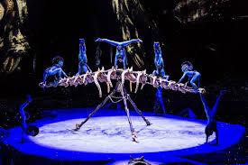 Цирк дю Солей показал в Китае спектакль по мотивам фильма «Аватар