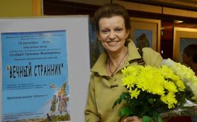 Режиссер-документалист Татьяна Скабард отмечает юбилей