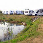 Курорт Завидово впервые принял иностранный кемпинг