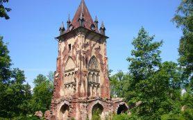 В «Царском Селе» после реставрации открыли павильон «Шапель»