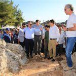 В Турции открылся для туристов древний город Lyrboton Komе
