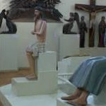 """Скульптуру """"Сидящий Спаситель"""" из собрания Пермской галереи покажут в Ватикане"""