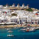 Греческий Родос ждёт рекордное число туристов