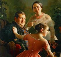 В Третьяковской галерее открылась выставка к 200-летию со дня рождения Сергея Зарянко