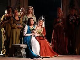 Андрий Жолдак поставил оперу «Иоланта» в Михайловском театре