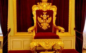 В Государственном историческом музее представили «Низвергнутые троны Российского престола»