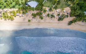 29 доминиканских пляжей отмечены «Голубым флагом»