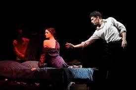 Национальная опера «Эстония» показала в Москве балет «Модильяни — проклятый художник»