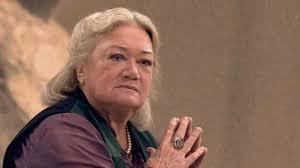 Народная артистка России Людмила Полякова отмечает юбилей