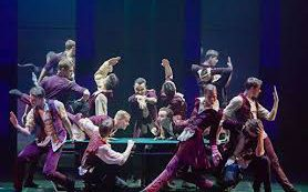 На сцене Александринского театра состоялась премьера балета «Эффект Пигмалиона»