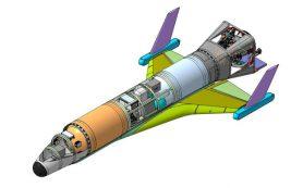 В России разработают гиперзвуковой беспилотный ракетоплан