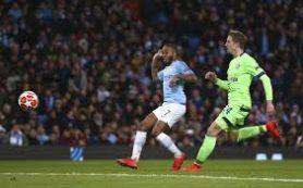«Манчестер Сити» забил семь мячей в ворота «Шальке»